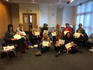 Baby IY consultation training Belfast 2017