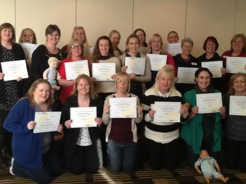 Baby training Ireland